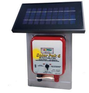 Avishock 12V Solar Pak