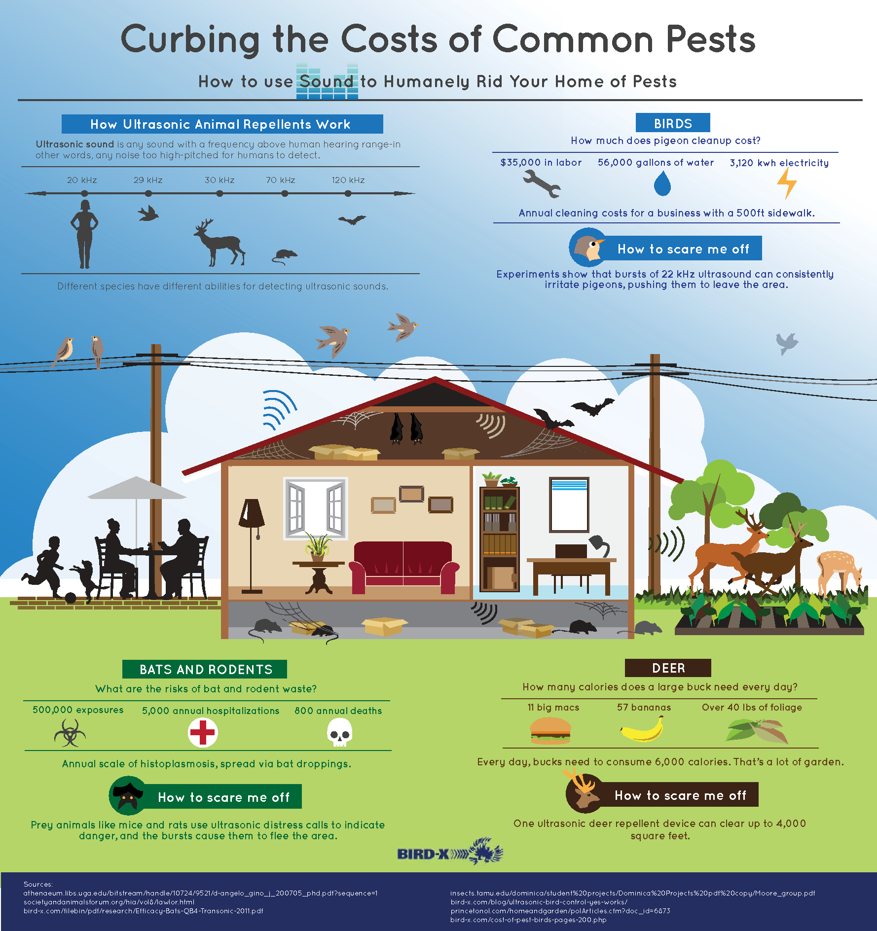 curbing the costs of common pests