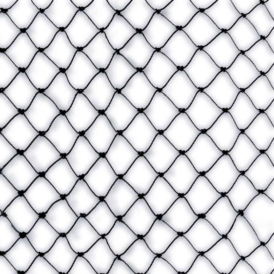PE-PLUS netting far shot