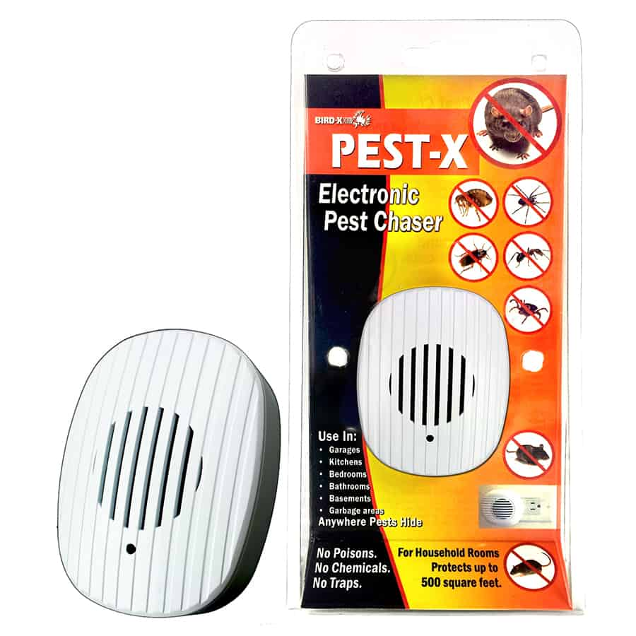 Plug-in Pest Control | Pest-X Ultrasonic Device | Bird-X