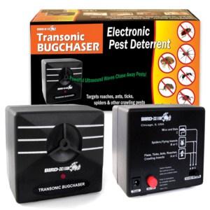 transonic bugchaser, electronic pest deterrent