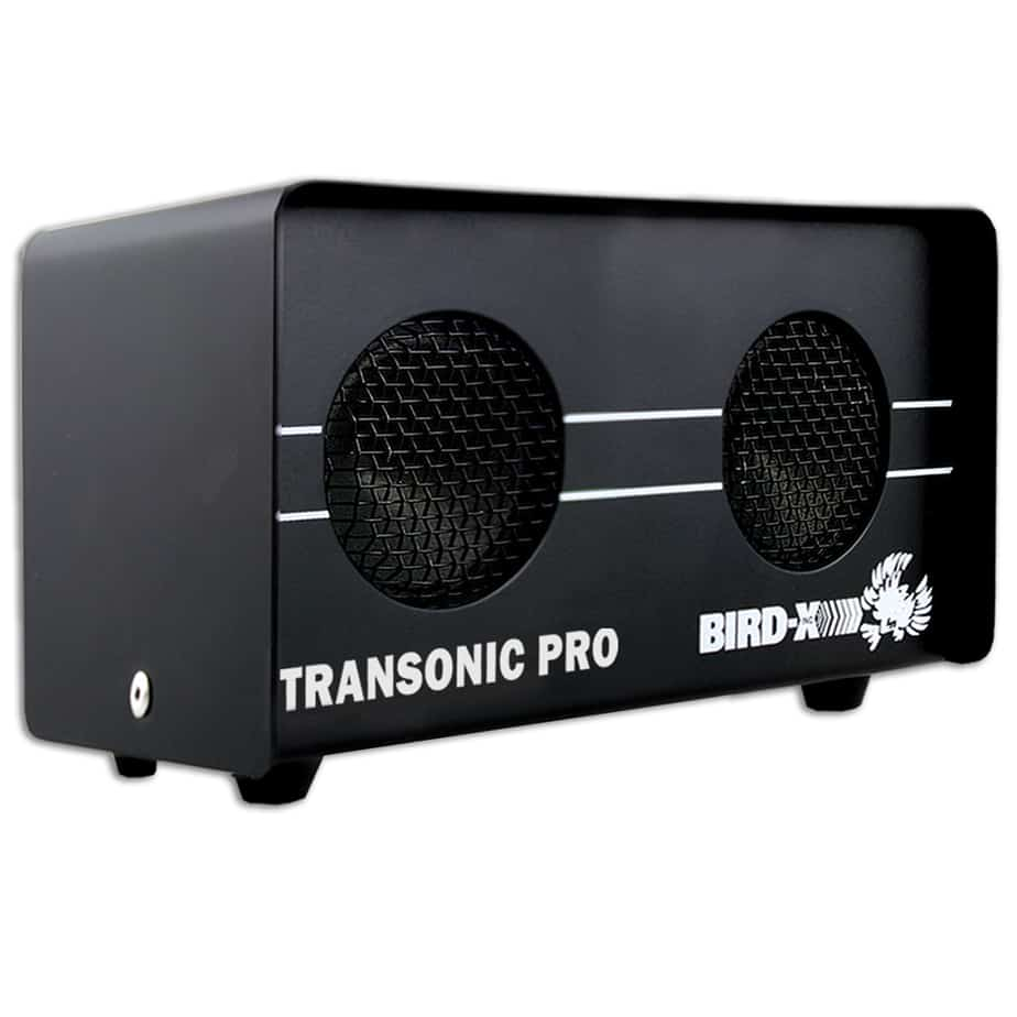 Transonic PRO | Bird-X Sonic/Ultrasonic Indoor Pest Control
