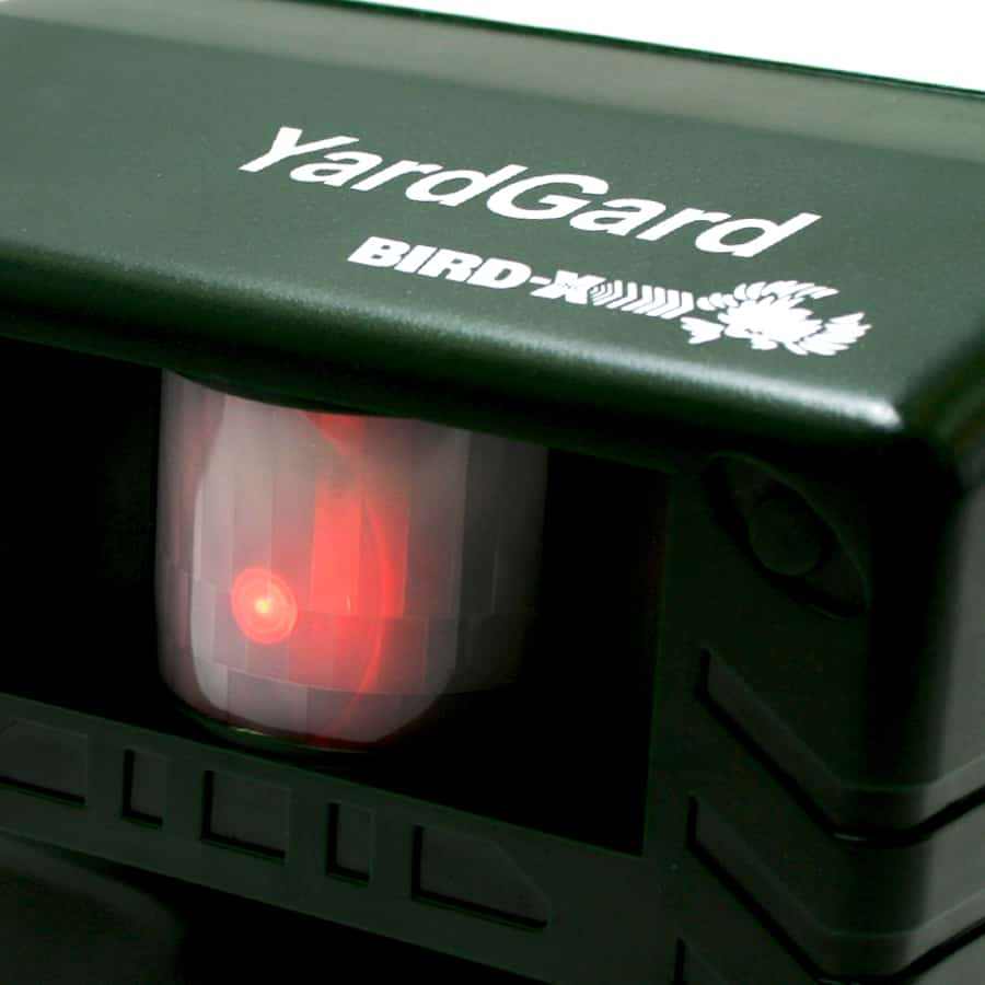 Yard Gard Ultrasonic Pest Animal Deterrent Device Bird X