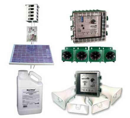 Airport Bird Control System Comprehensive Package Bird X