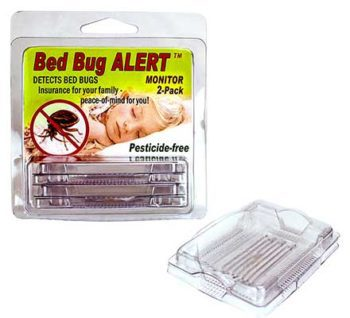 bed bug alert packaging