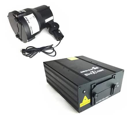 Bird-X Laser