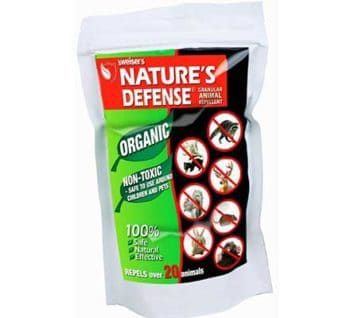 nature's defense back view of packagingnature's defense back view of packagingnature's defense side view of packagingMouse, Rat, and Rodent repellent used in the garden Nature's Defense: All-Purpose Animal Repellent