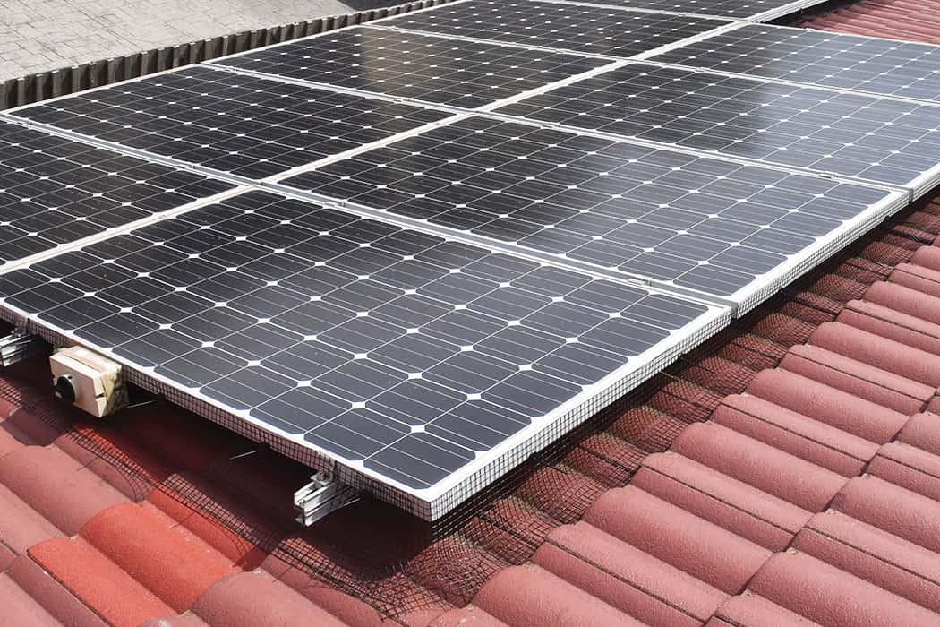 Solar Mesh Guard Kit