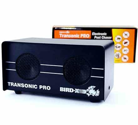 Transonic Pro for Rodent Control