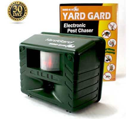 Yard Guard ultrasonic animal repellent